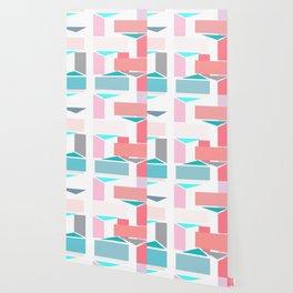 Fragments shapes cells V2 Wallpaper