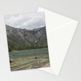 Avalanche Lake No. 2 - Glacier NP Stationery Cards