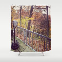 Youngstown's Mill Creek Park Shower Curtain