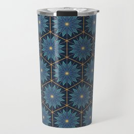 Among The Stars: Starry Night Travel Mug