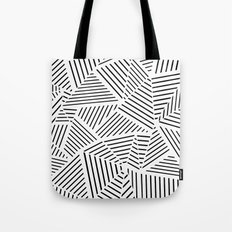 Ab Linear Zoom W Tote Bag