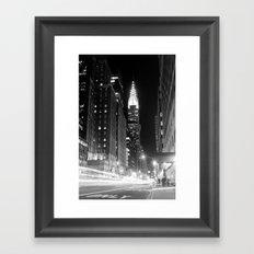 Chrysler Framed Art Print