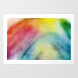 Color! Art Print