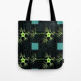 Neural Network 2 Tote Bag