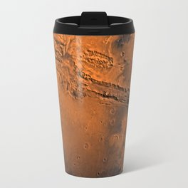 Valles Marineris, Mars Travel Mug