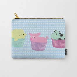 Animals To Bed Carry-All Pouch