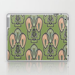Art Deco Frog Laptop & iPad Skin