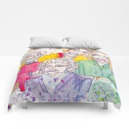 Golden Girls Comforters