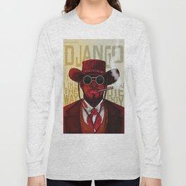 Django Unchained Long Sleeve T-shirt