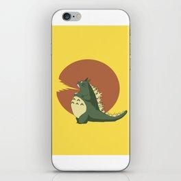 Most Feared Kaiju iPhone Skin
