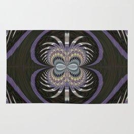 Wart Eye Pattern 8 Rug
