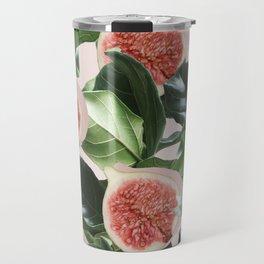 Figs & Leaves #society6 #decor #buyart Travel Mug