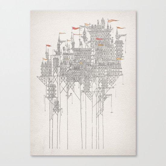 Zenobia Canvas Print