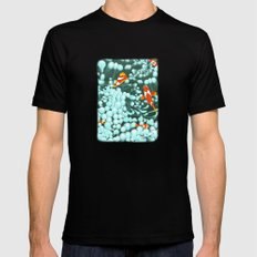 Nemo's Cousins are Visiting MEDIUM Mens Fitted Tee Black