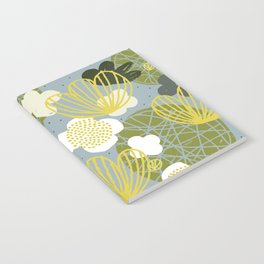 Kokedama Garden by Friztin Notebook