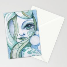 Voice Of The Sea Stationery Cards