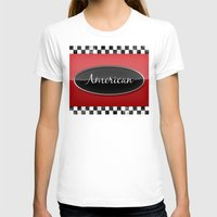 american T-shirts featuring American by politics