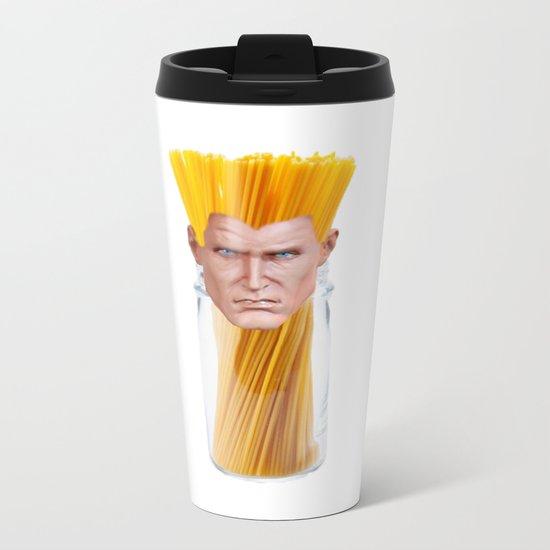Guile Spaghetti Metal Travel Mug