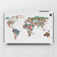 peace iPad Cases featuring Louis Armstrong Told Us So by Bianca Green