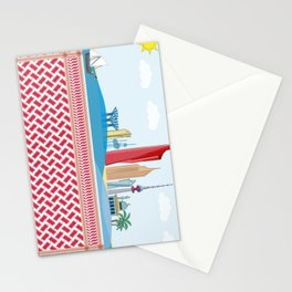 Kuwait Patterns Stationery Cards