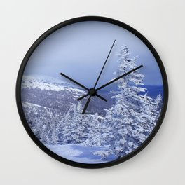 Winter day 27 Wall Clock