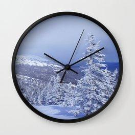 Winter day 27 Wall Clock