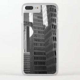 Skybridge Clear iPhone Case