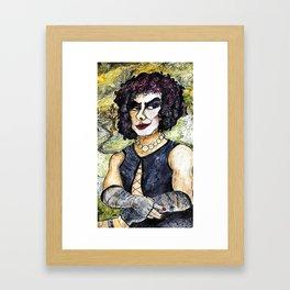 Mona Frankenfurter Framed Art Print