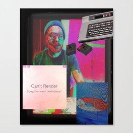 COLOR DREΔM Canvas Print