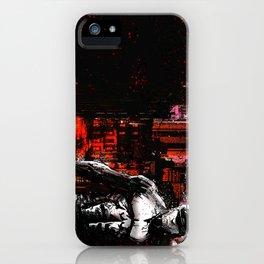 Devil of Hells Kitchen iPhone Case