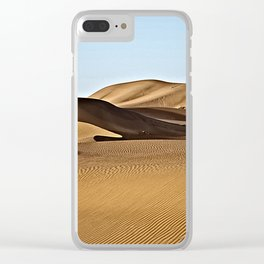 Sahara - Morocco, Africa Clear iPhone Case