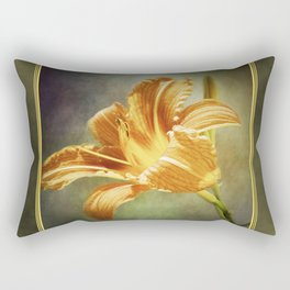 Hemerocallis Rectangular Pillow