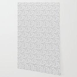 Tiny Doodle Dots Wallpaper