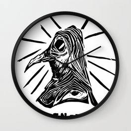 Pestilence? Wall Clock