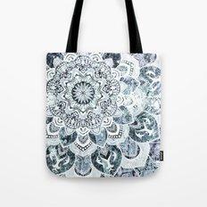 MOON SMILE MANDALA Tote Bag