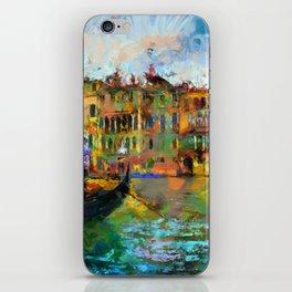 Venice - Signed iPhone Skin