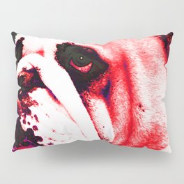 Southern Dawg By Sharon Cummings Pillow Sham