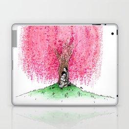 The Willow Tree of Kyoto Laptop & iPad Skin