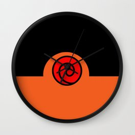 uzumaki Wall Clock