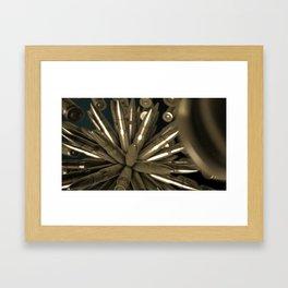 Elegance of a Bullet Edition 5 Framed Art Print