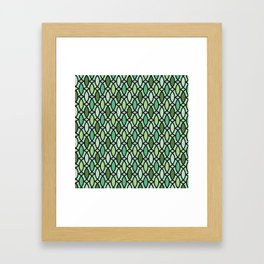 Op Art 157 Framed Art Print