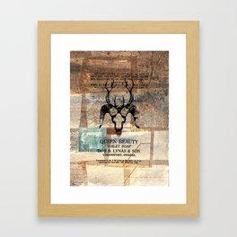 SOAP Framed Art Print