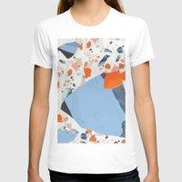 swedish T-shirts featuring Swedish Lava by Pearlyn Chiam