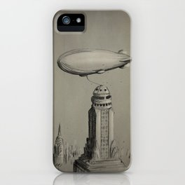 The Mooring iPhone Case