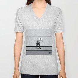 skate Unisex V-Neck