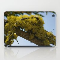 moss iPad Cases featuring Moss by Emily Werboff