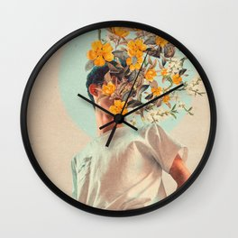 Because You were around Wall Clock