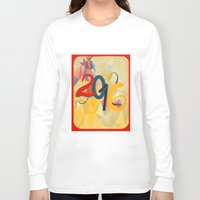 new year Long Sleeve T-shirts featuring new year by luiza13
