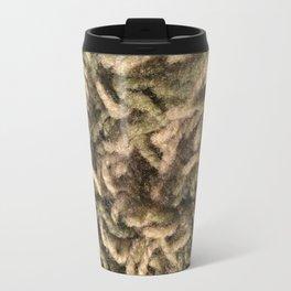 Green shag Travel Mug