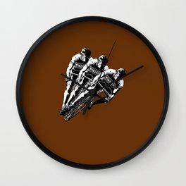 ciclista 3D Wall Clock